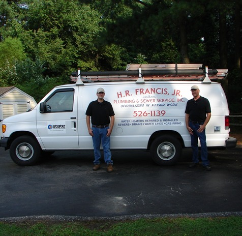 Plumbing and Sewer Service